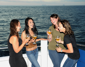 San Diego Boat Private Party